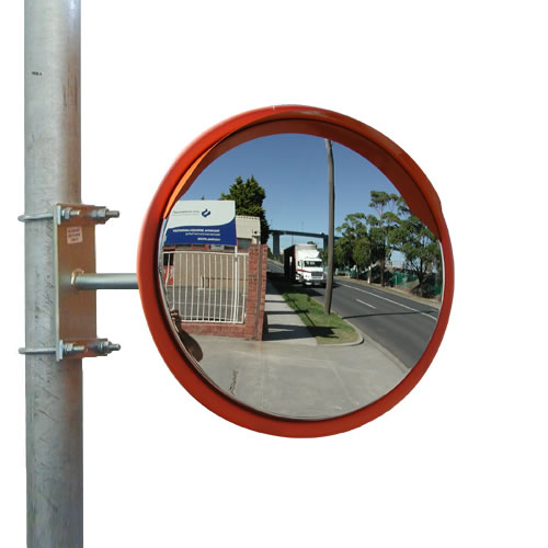 450mm Outdoor Anti Vandal Stainless Steel Traffic Safety