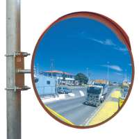 "1000mm (40"") Outdoor Acrylic Traffic Mirror"