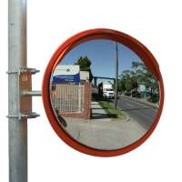 "600mm (24"") Outdoor Anti-Vandal Traffic Mirror"