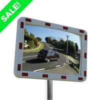 "600x400mm (24""x32"") High Visibility Traffic Mirror"