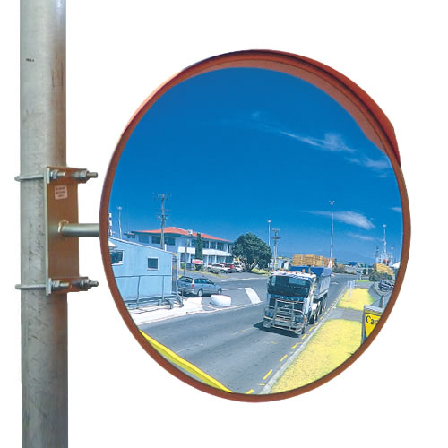 800mm Outdoor Acrylic Traffic Mirror