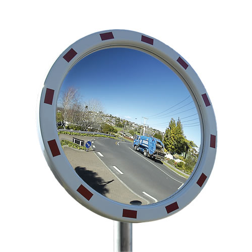 800mm High Visibility Traffic Mirror