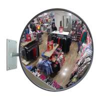 "900mm (36"") Indoor Standard Convex Mirror"