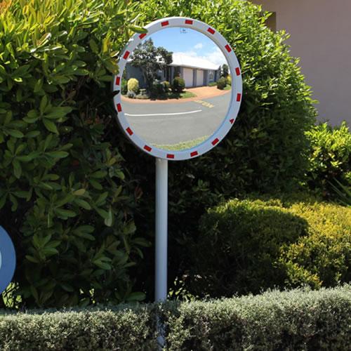 800mm High Visibility Traffic Mirror