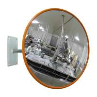 "800mm (32"") Acrylic Food Hygiene Mirror"