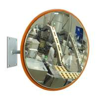 "800mm (32"") Stainless Steel Food Hygiene Mirror"