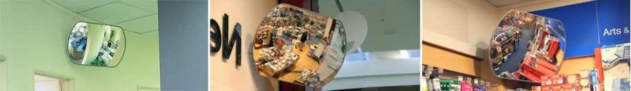 Indoor Space Saver Convex Mirror